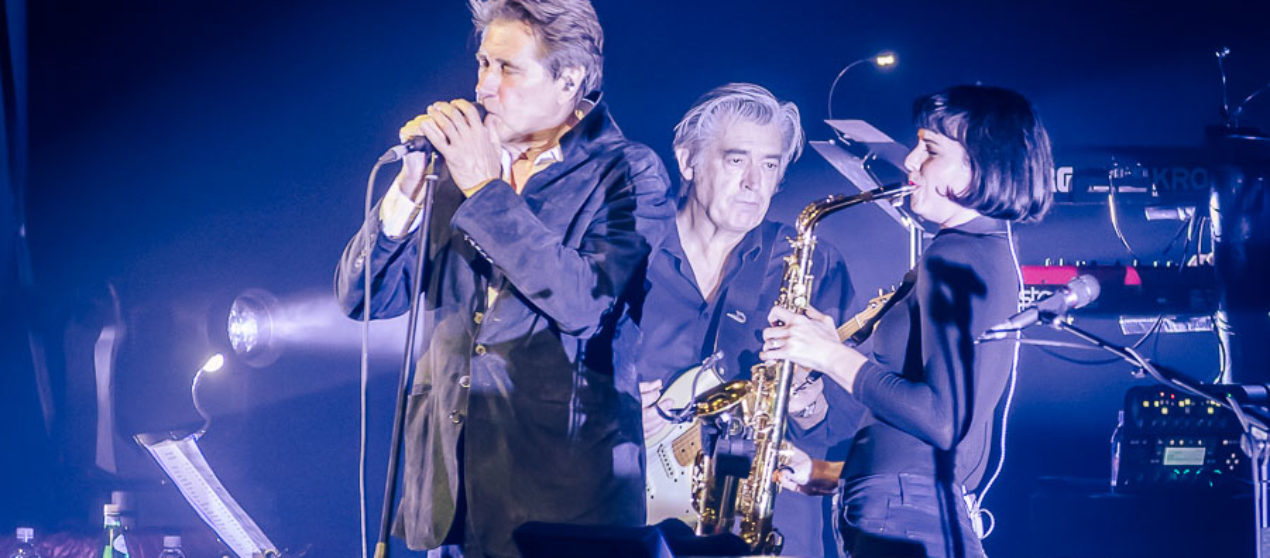 Bryan Ferry: Великолепный Брайан
