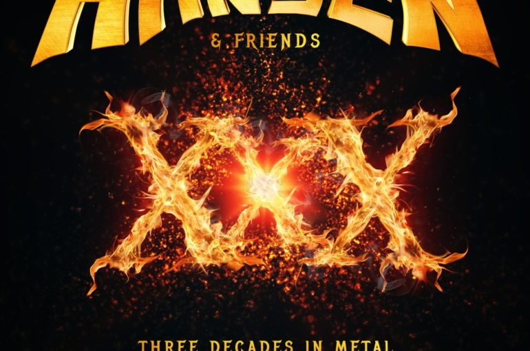 Hansen & Friends «Three Decades of Metal» (2016)