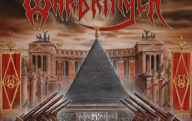 """Warbringer """"Woe to the Vanquished"""" (2017)"""