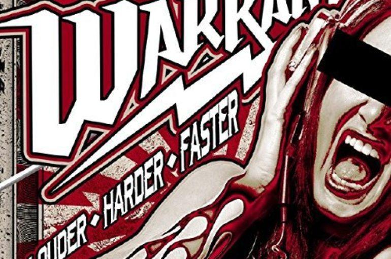 Warrant «Louder, Harder, Faster» (2017)