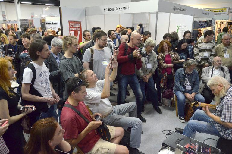 NAMM MusikMesse Russia'2017: Сигнал/шум