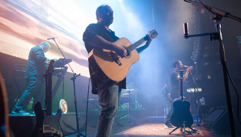 Sully Erna: Рок-концерт взрослого человека