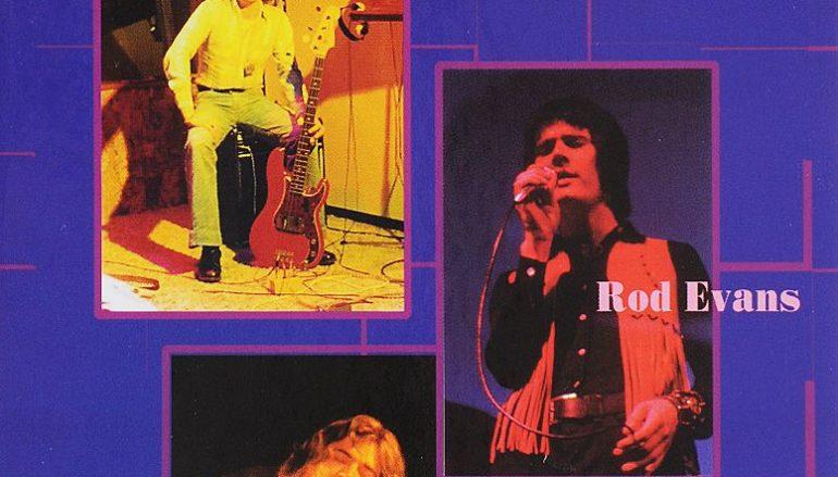 Галин А., Дрибущак В. «Без Deep Purple. Том 9. Род Эванс, Ник Симпер, Томми Болин»