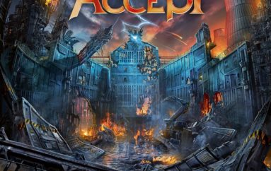"""Accept """"The Rise of Chaos"""" (2017)"""