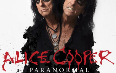 Alice Cooper «Paranormal» (2017)