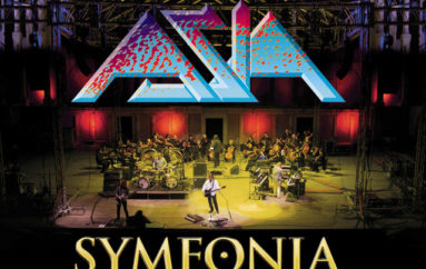 Asia «Symfonia (Live In Bulgaria 2013)» (2 CD, 2017)