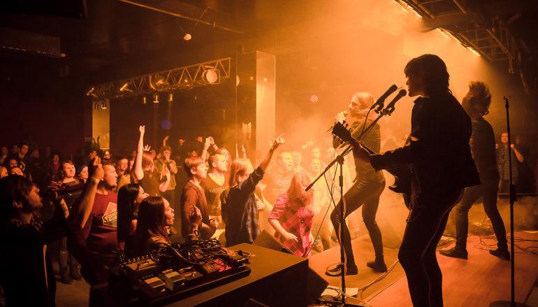 Фестиваль «Bourbon Street»: Это глэм-рок, детка!