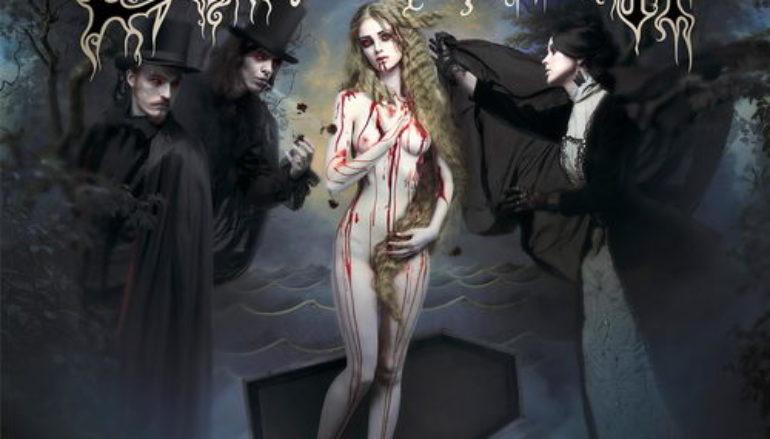 "Cradle Of Filth ""Cryptoriana – The Seductiveness of Decay"" (2017)"