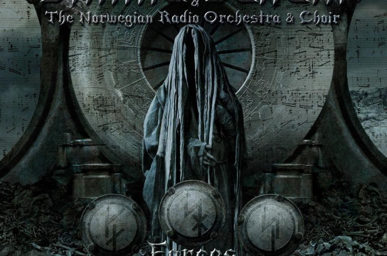 Dimmu Borgir & The Norwegian Radio Orchestra & Choir «Forces of the Northern Night» (2 CD, 2017)