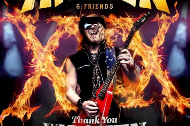 Hansen & Friends «Thank You Wacken – Live» (CD+DVD, 2017)