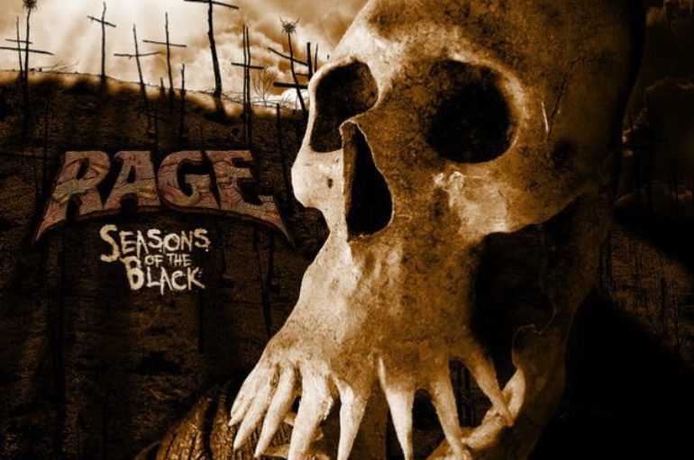Rage «Seasons of the Black» (2017)