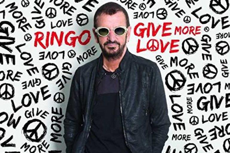 Ringo Starr «Give More Love» (2017)