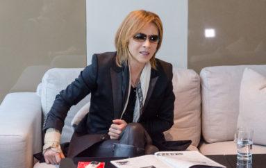 Йошики Хаяши (X Japan):«У нас есть общая мечта»